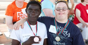 special olympics friends
